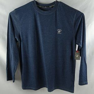 Beverly Hills Polo Club Crew L Mens Large T-Shirt